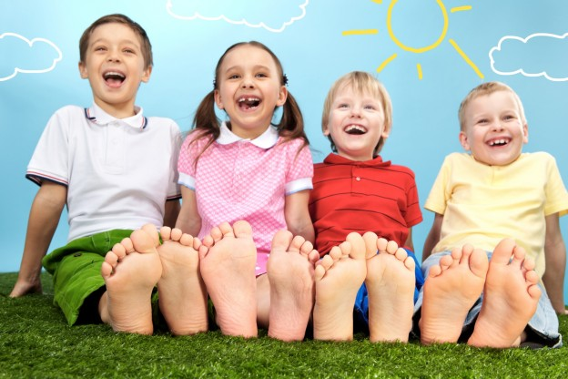 Pediatric foot care in Miami